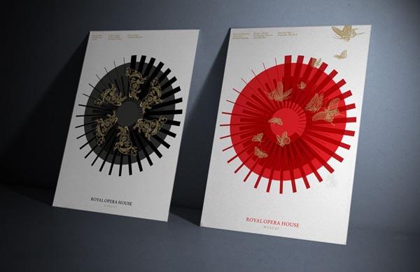 Royal Opera House - Identity Design by Samantha Wilkes