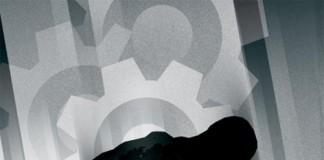 Metropolis - Graphic Artwork by Brandon Schaefer
