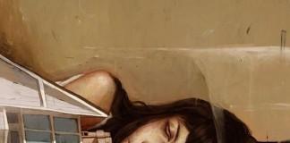 Painting by Rory Kurtz