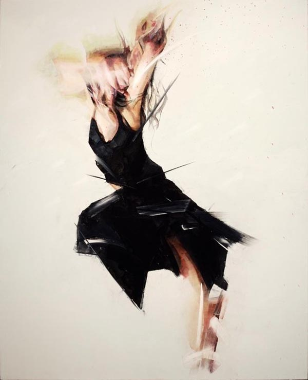 Amazing Oil Painting by Simon Birch