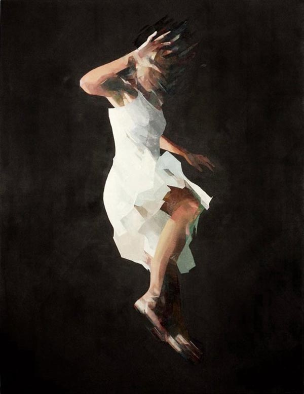 Dreamlike Oil Paintings by Simon Birch