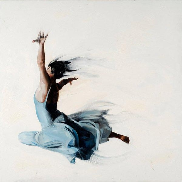 Painting by Simon Birch