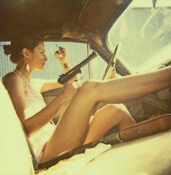 Photography from the Pulp Art Book Volume One by Neil Krug