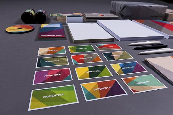 Pigmentpol Corporate Design