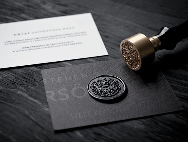 The Hörst branding by lg2 boutique