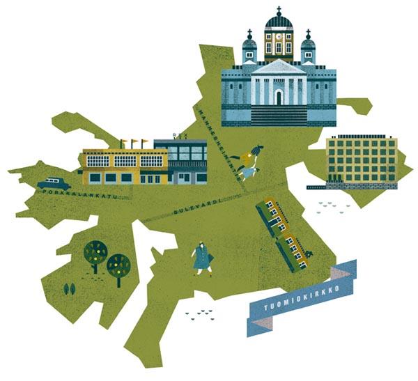 helsinki tuomio illustration by lotta nieminen