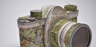 papercraft camera
