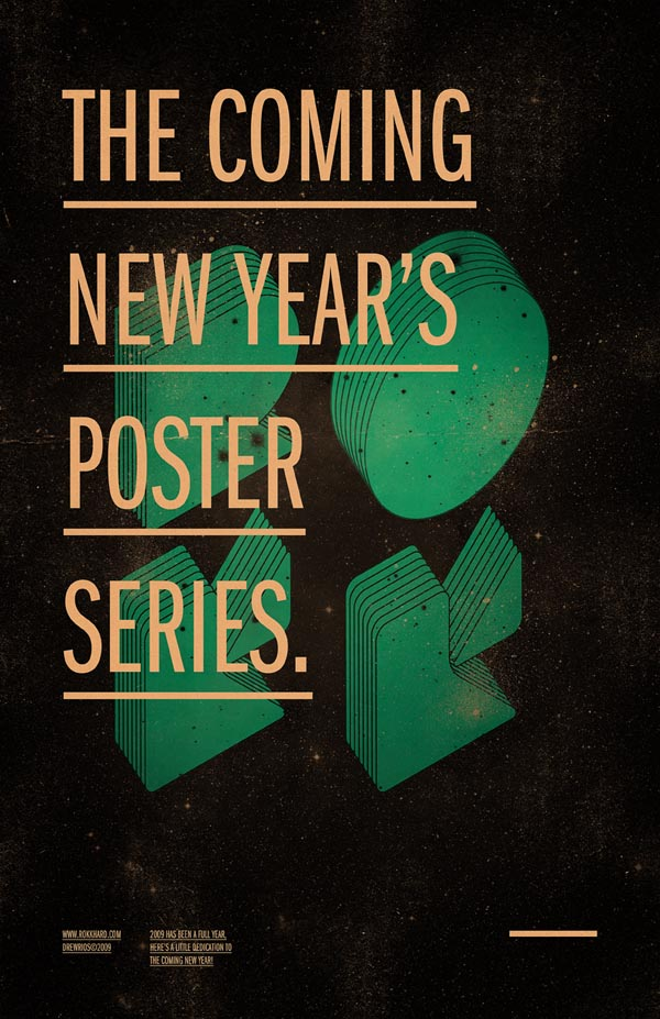 Poster Design by Drew Rios