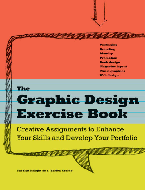 Book Cover Illustration Assignment : The graphic design exercise book