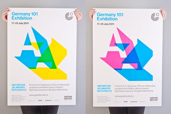 Graphic Design - Posters by The International Office