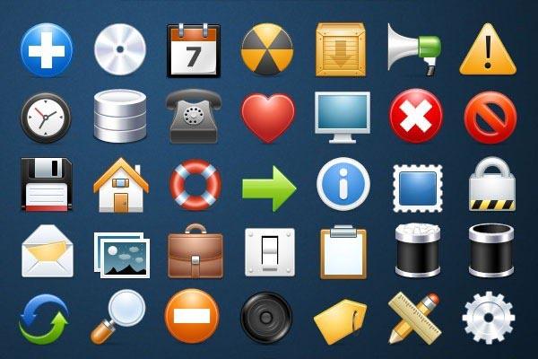 60 beautiful premium icons