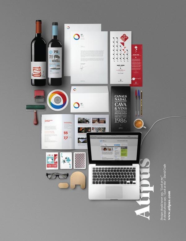 Atipus - Promotional Poster