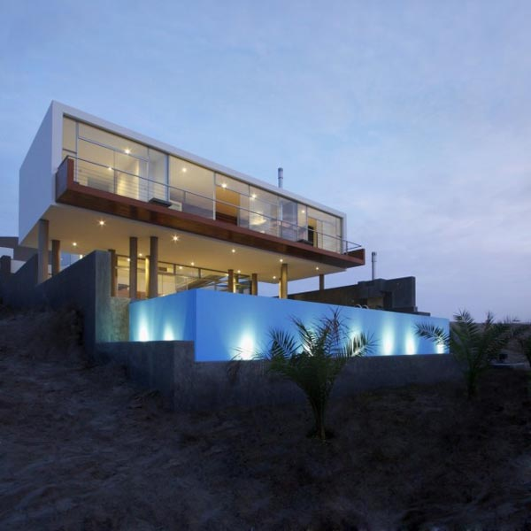The Beach House Q By Longhi Architects