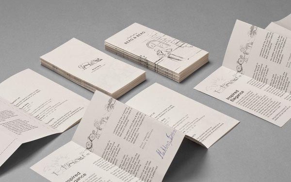 Berg & Berg Idenitity Design by Heydays