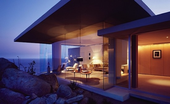 Luxury Home: Casa Finisterra by Steven Harris Architects