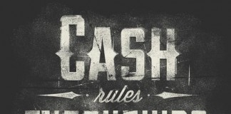 Cash Rules Everything Around Me - Graphic by Kent Floris