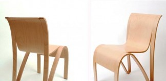 Chair 02-1 CUT - Product Design