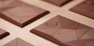 Dallmayr Chocolate Bar Design