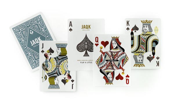 Hatch Design Playing Cards