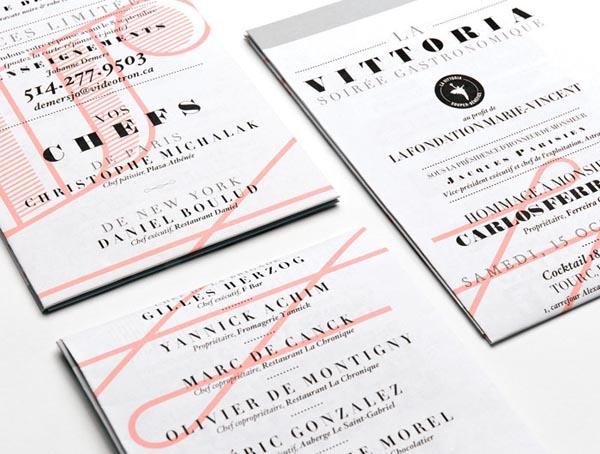 La Vittoria - Branding by lg2 boutique