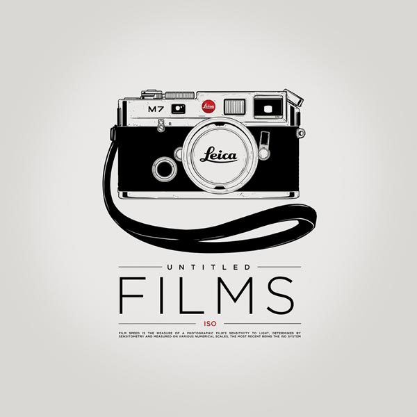 Leica Illustration - Print by Silence TV