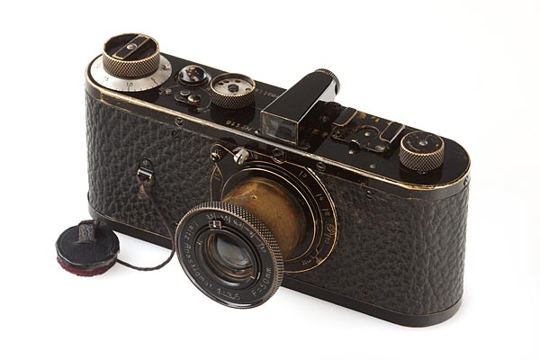 Leica O-Series from 1923 - The Worlds Most Expensive Camera