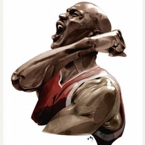 Nike Sports Illustrations by HelloVon