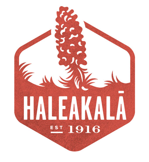 Haleakala - National Park Stamp Icon