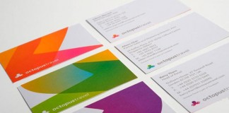 Octopus Travel Identity - Business Cards