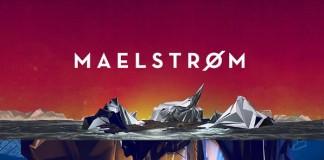 Poster Design for MAELSTRØM Short Film