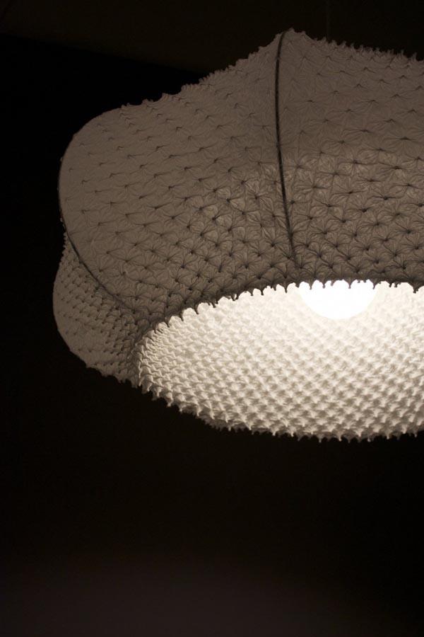 handmade fabric lighting design by suzusan luminaires handmade fabric lighting design by suzusan luminaires brown fabric lighting