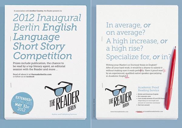 The Reader Berlin - Identity by Maurice Redmond