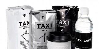Taxi café Packaging