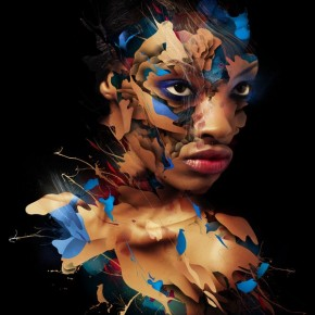 Digital Art and Photo Manipulation for Adobe Photoshop by Alberto Seveso