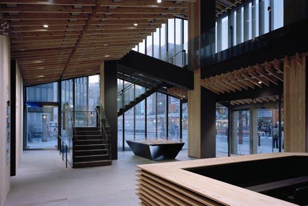 Asakusa Culture Tourist Information Center - Outstanding Architecture