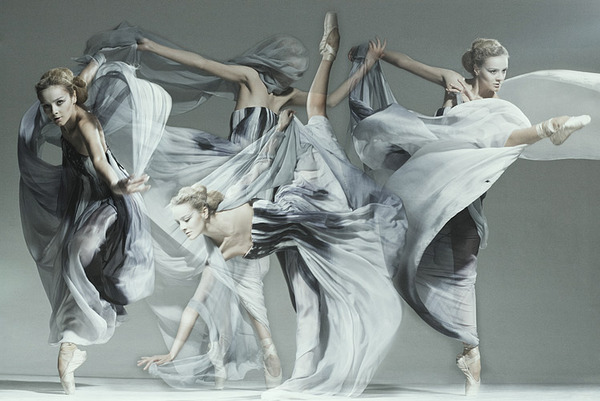 Ballet and Fashion Photography