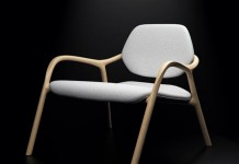 Chaise En Bois - Wooden Armchair