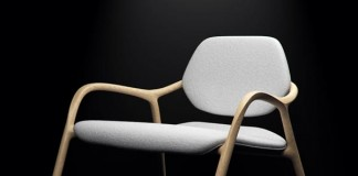 Chaise En Bois - Wooden Armchair