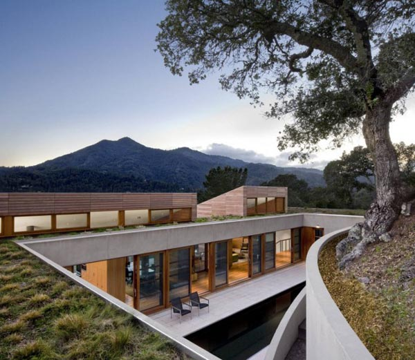 7 Amazing Houses Built Into Nature: Outstanding Architecture Amidst Breathtaking Landscape