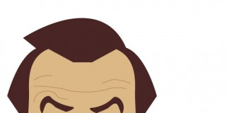 Jack Nicholson - Portrait Illustration