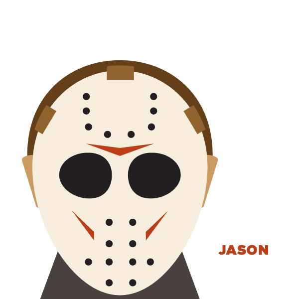 Jason - Portrait Illustration by Jag Nagra
