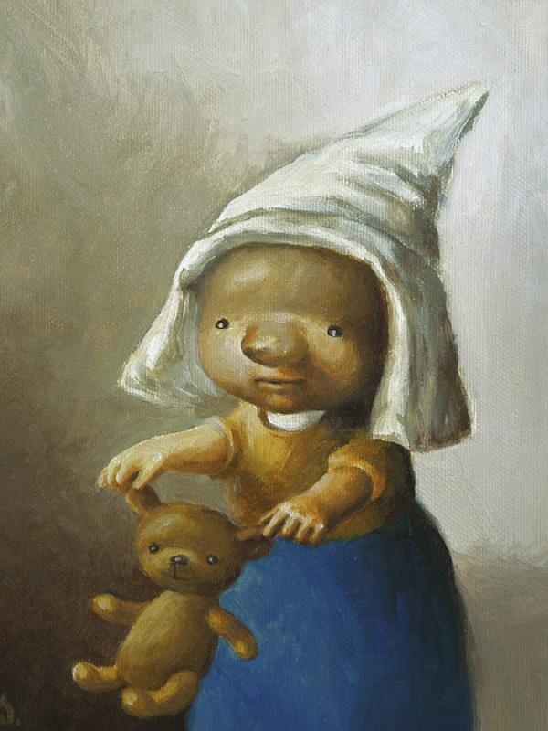 Kasia Slowianska Painting