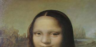 Kasia Slowianska Painting - DaVinci - Mona Lisa