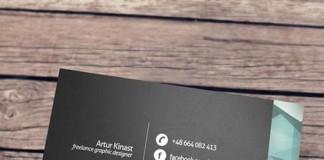 Kinast Design - Business Card