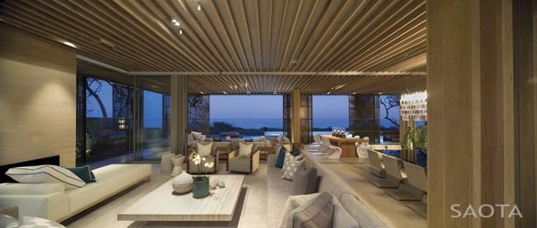 Luxurious Modern Architecture by SAOTA and Antoni Associates