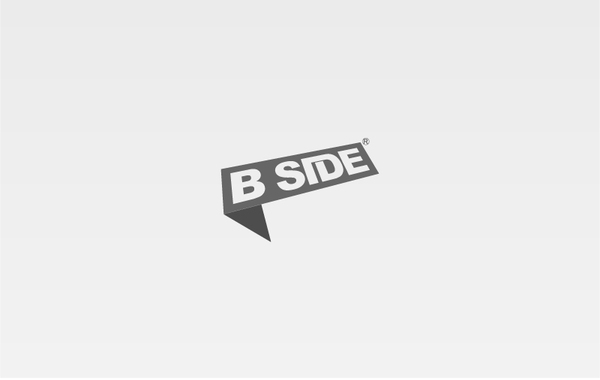 B Side Logo Design by Giuseppe Fierro