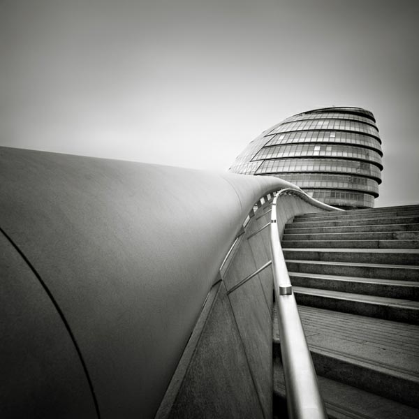London City Hall - Photography by Nina Papiorek