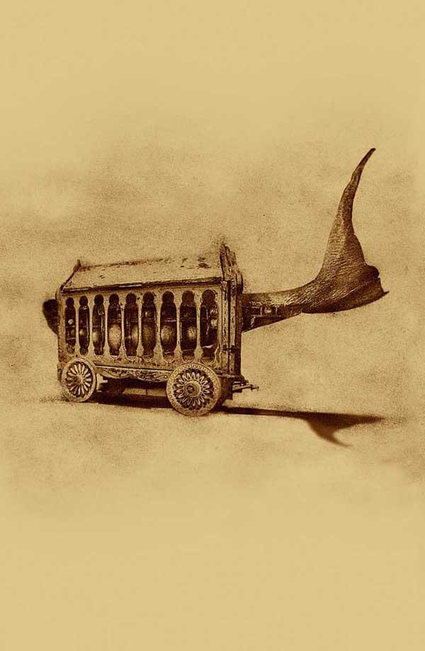 Old Style Illustration by Oscar Sanmartin
