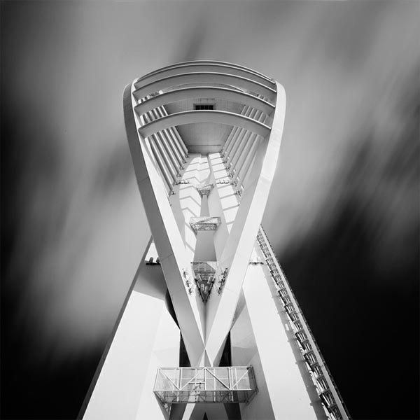 Spinnaker Tower - Photography by Nina Papiorek