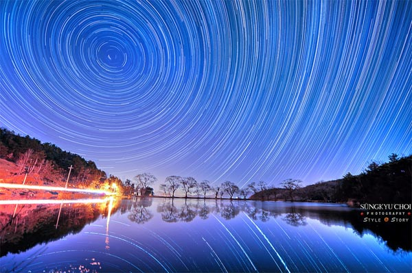 Night View Landcape Photography by Sungkyu Choi